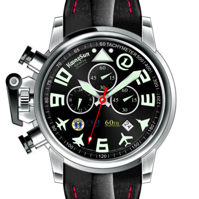 Military Pilot Watch 9027big