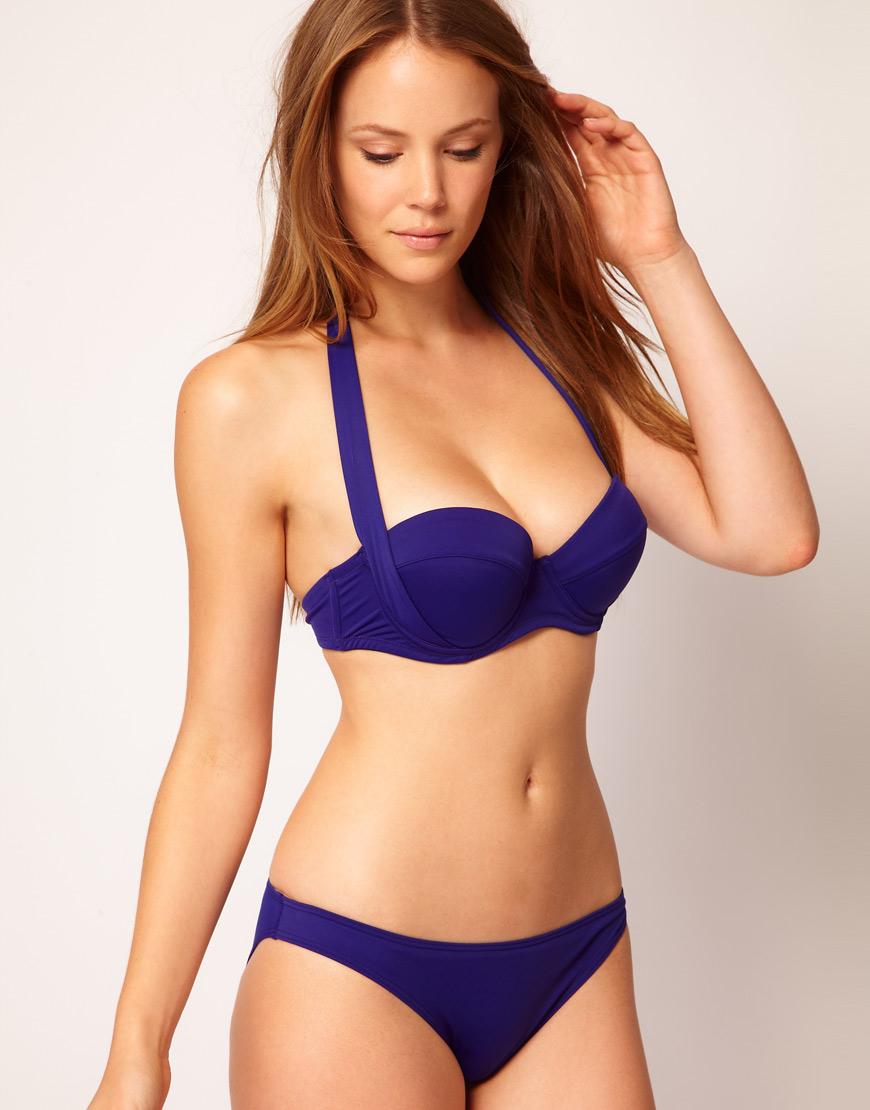 Padded Top Bikini 55